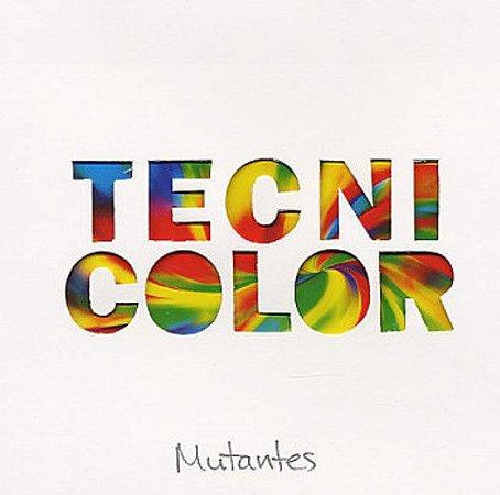 CD - Mutantes – Tecnicolor (Digipack)