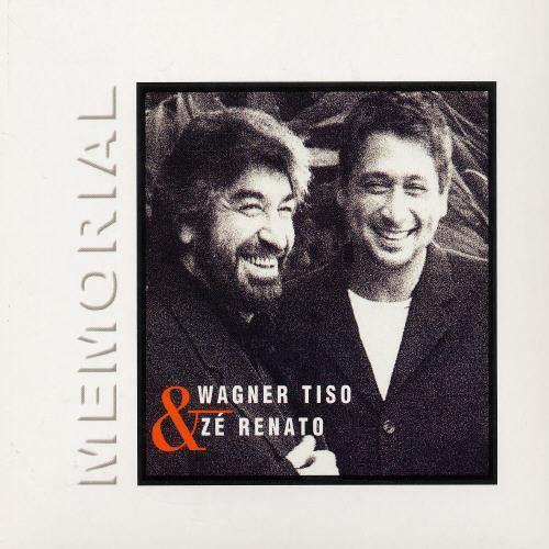 Wagner Tiso & Zé Renato – Memorial (digipack)
