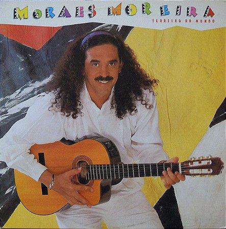 CD - Moraes Moreira – Terreiro Do Mundo