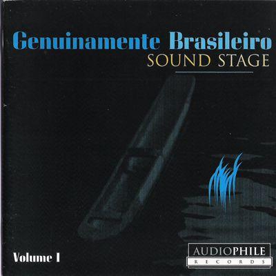 CD - Paulo Bellinati - Genuinamente Brasileiro - Volume 1   (Digipack)