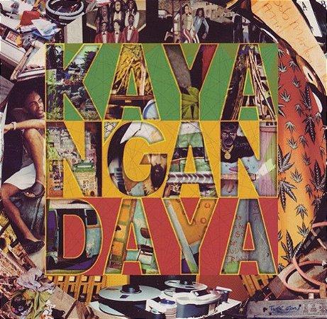 CD - Gilberto Gil – Kaya N'Gan Daya