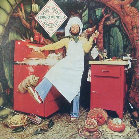 CD - Sérgio Mendes & Brasil '77 – Home Cooking