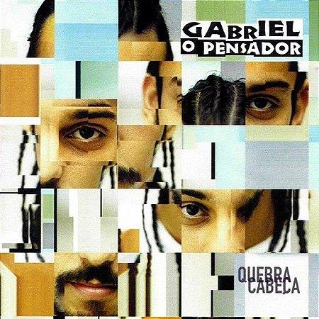 CD - Gabriel O Pensador – Quebra-Cabeça