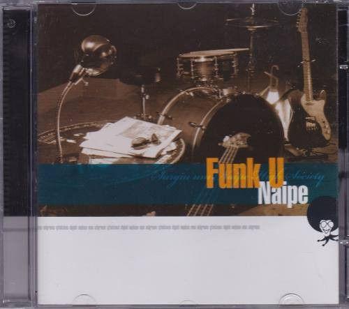 CD - Funk U – Naipe