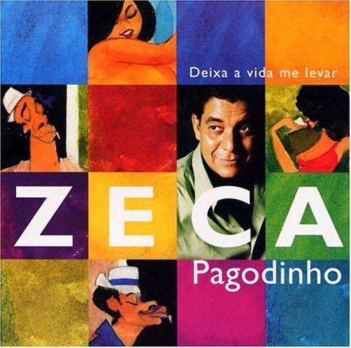 CD - Zeca Pagodinho – Deixa A Vida Me Levar