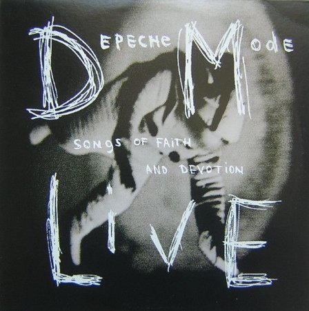 Depeche Mode – Songs Of Faith And Devotion Live