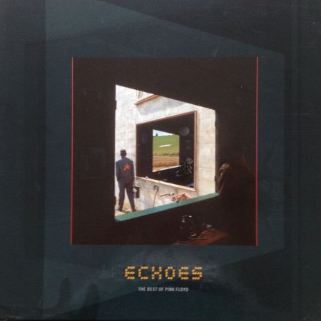 Pink Floyd ‎– Echoes (The Best Of Pink Floyd)