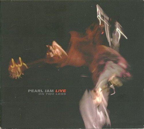 CD - Pearl Jam – Live On Two Legs  (Digipack)