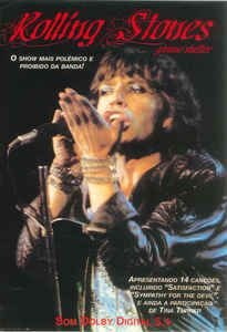 DVD - ROLLING STONES -  Gimme Shelter