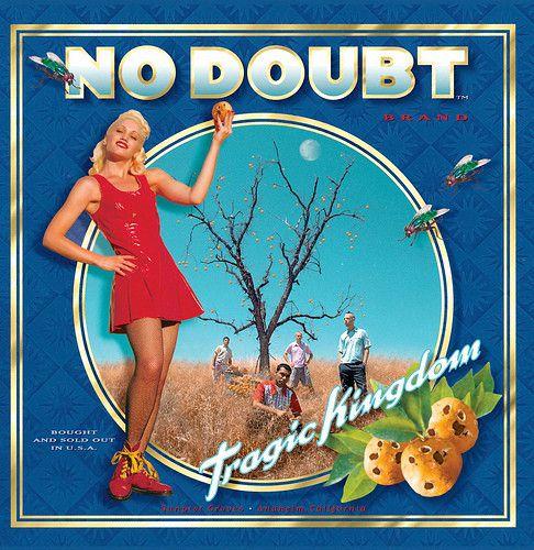 CD - No Doubt – Tragic Kingdom - IMP