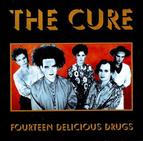 CD - The Cure – Forbidden Toxic Medicine - IMP
