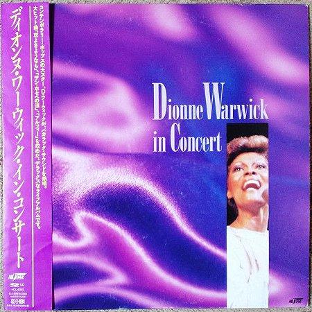 Dionne Warwick – Dionne Warwick In Concert