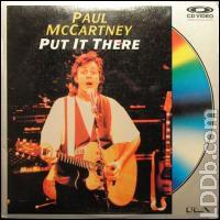 LD - Paul McCartney: Put It There (1989)