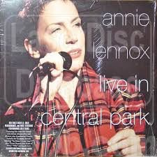 LD - Annie Lennox ‎– Live In Central Park