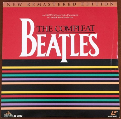 The Beatles – The Compleat Beatles