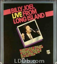 BILLY JOEL LIVE FROM LONG ISLAND