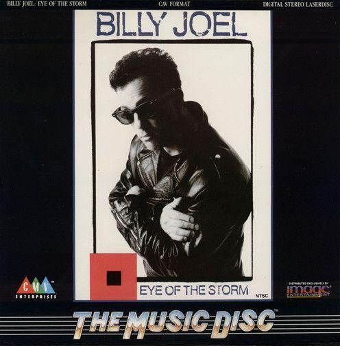 LD - Billy Joel – Eye Of The Storm