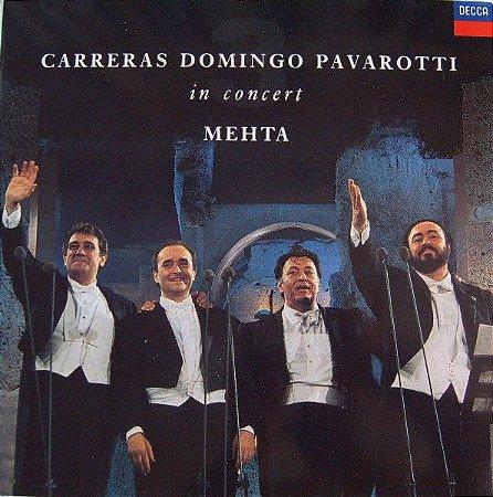 Carreras - Domingo - Pavarotti - In Concert MEHTA