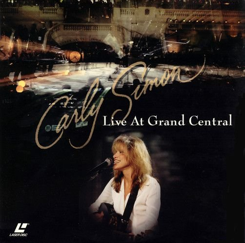 Carly Simon ‎– Live At Grand Central