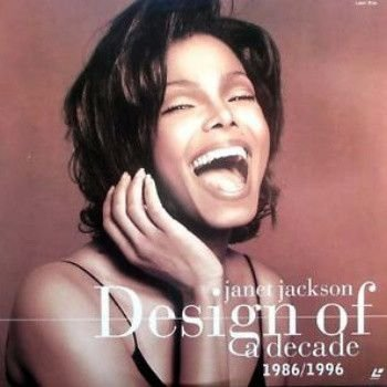 LD - Janet Jackson – Design Of A Decade 1986/1996