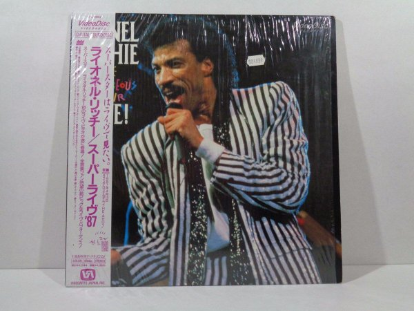 LD - Lionel Richie – The Outrageous Tour Live!