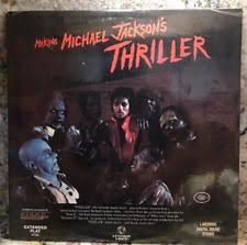 Michael Jackson ‎– Making Michael Jackson's Thriller