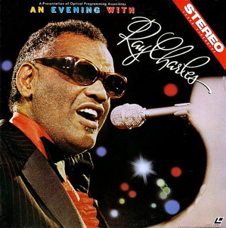 LD - Ray Charles – An Evening With Ray Charles