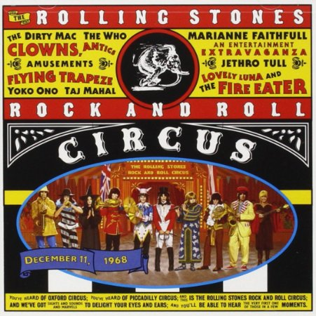 Various ‎– Rolling Stones Rock And Roll Circus