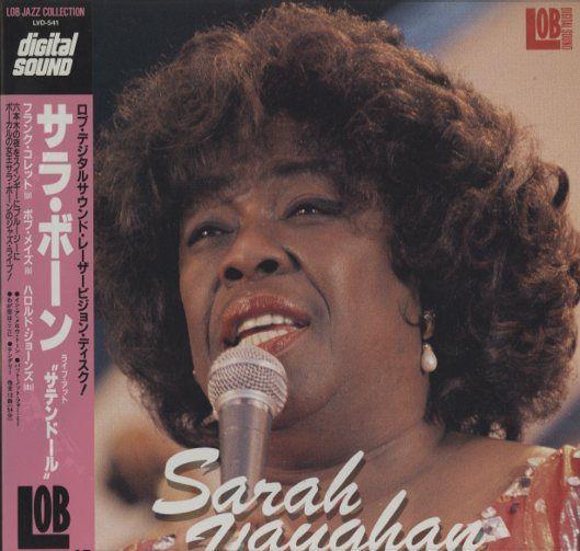 Sarah Vaughan – Live At Satin Doll
