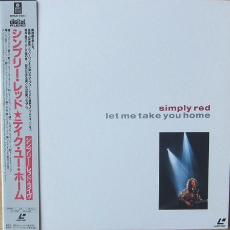 Simply Red – Let Me Take You Home