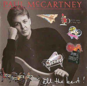 CD - Paul McCartney – All The Best !