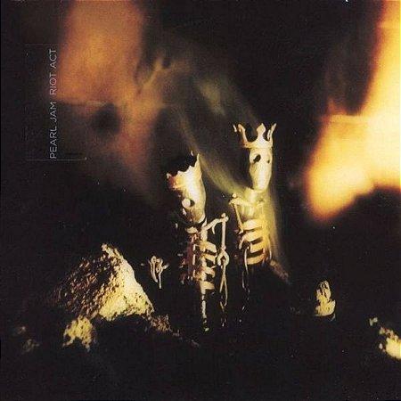 Pearl Jam – Riot Act  (Digipack)