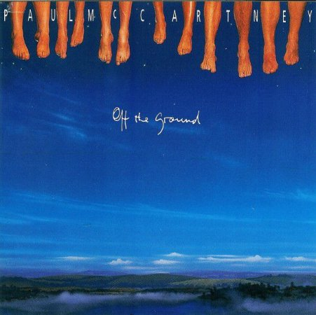 CD - Paul McCartney ‎– Off The Ground