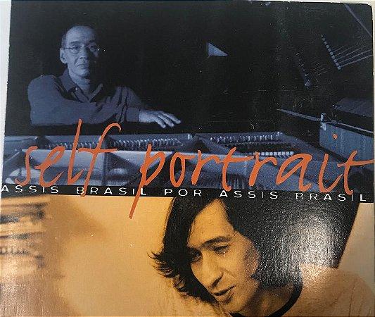 CD - Assis Brasil por Assis Brasil -  Self Portrait  -  (Digipack)