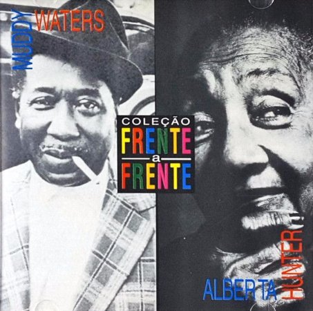 CD - Muddy Waters & Alberta Hunter – Muddy Waters & Alberta Hunter
