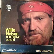 LD - Willie Nelson: Willie Nelson and Famly In Concert
