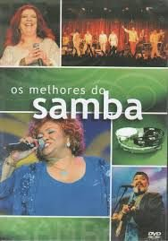 DVD - Os Melhores do Samba 1
