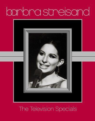 Barbra Streisand – The Television Specials (BOX - 5 DVDs)