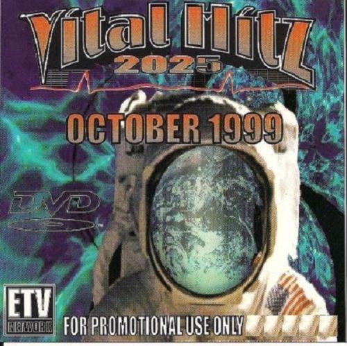 Various - Etv Vital Hitz 2025 - October 1999