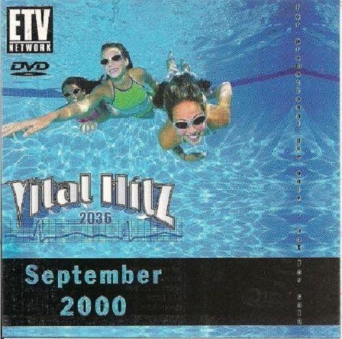 Various - Etv Vital Hitz 2036 - September 2000