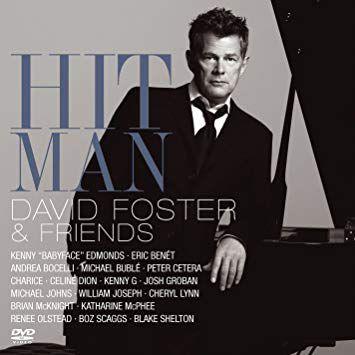 CD - David Foster – Hit Man David Foster & Friends - IMP