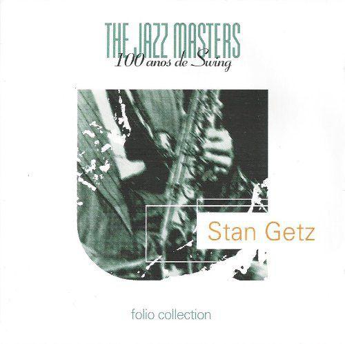 CD - Stan Getz – The Jazz Masters - 100 Años De Swing