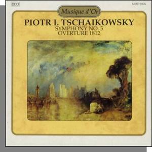 Piotr I. Tschaikowsky Symphony no. 5 Overture 1812