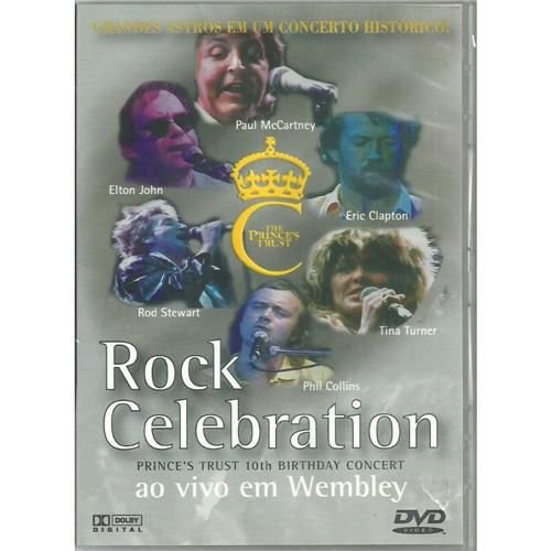 Various - Rock Celebration - Prince's Trust 10th Birthday Concert - Ao Vivo Em Wembley