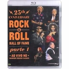 25th Anniversary Rock And Roll Hall Of Fame Concert Bluray - Duplo