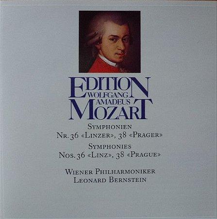 Mozart – Symphonien - Symphonies - Disc 4