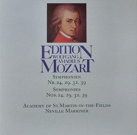 Mozart – Symphonien - Symphoniesv - Disc 3