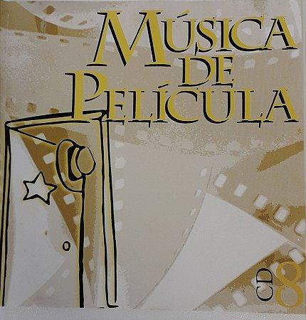CD - Various - Música de Película - CD8 - IMP