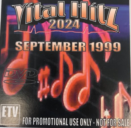 Various - Etv Vital Hitz 2024 - September 1999