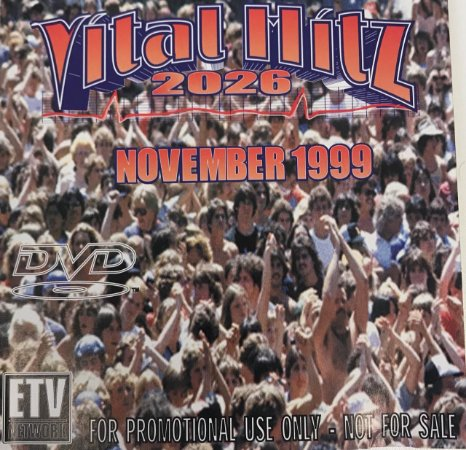 Various - Etv Vital Hitz 2026 - November 1999